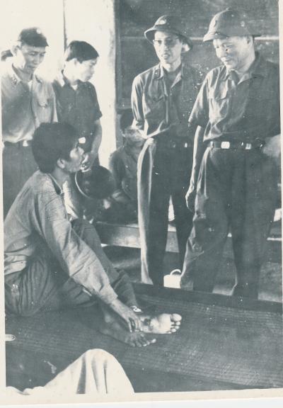 Đại tướng Lê Đức Anh với chiến trường Campuchia
