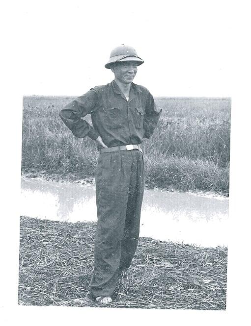 Trung tướng Lê Đức Anh tháng 4.1975