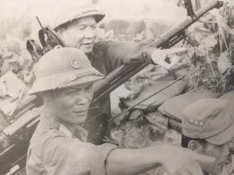 Đại tướng Lê Đức Anh trong ký ức chuyên gia quân sự tại Campuchia