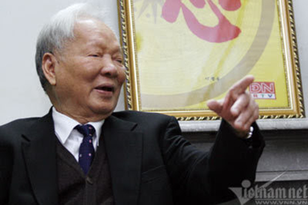 Thiếu tướng Cao Long Hỷ, nguyên Cục trưởng Cục An ninh quân đội, chia sẻ về Đại tướng Lê Đức Anh