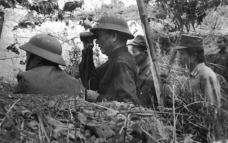 Ðại tướng Lê Ðức Anh và cuộc giảm quân lịch sử